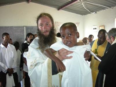 Veliko saborno krštenje u Južnoj Africi