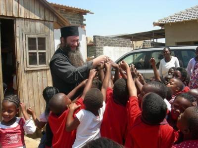 Васкршња посета школи Свети Атанасије у Тембиси