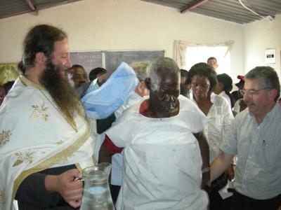 Састанак православних свештеника-мисионара у Јужној Африци