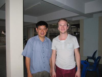 Мисионарско путовање на Тајланд.