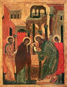 Јеромонах Григорије Светогорац – Исус Христос (Беседе изговорене на радију) –  4. Обрезање и давање имена Христу