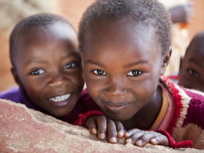 Православна Африка: чтец, појац и бубњар!