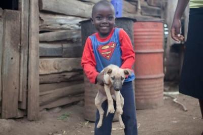Православна Кенија: сирочићи оца Марка Мвангија