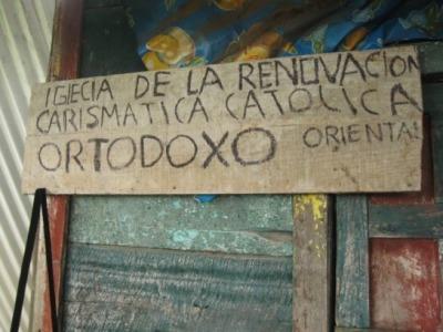 Гватемала… експлозија Православља!