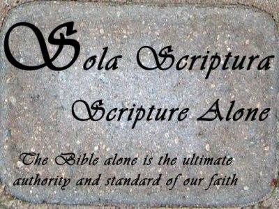Sola Scriptura – у празноумљу своме (Еф. 4:17) – Православно преиспитивање протестантског учења – Протојереј Џон Витерфорд