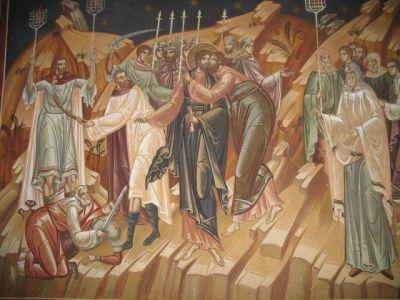 """""""Зашто се осуђује Јуда? Јер он је само испунио оно што је написано?"""" – Свети Јован Златоуст"""