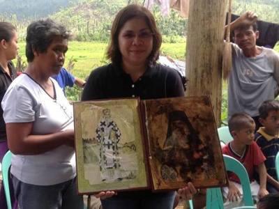 Диван је Бог у Светима Својим – чудо Светих Николаја и Јустина на Филипинима!