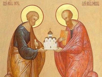 Беседа на Празник Апостола Петра и Павла – Бл. Августин