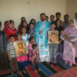 Православна парохија Светог Сергија Радоњешког, Саргода, Пакистан