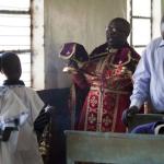 Велики Вход, парохија Светог Атанасија Великог, Нијери, Кенија