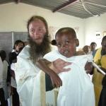 Крштење деце, Тембиса, Јужноафричка република