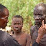 Krštenje plemena Masai, jug Kenije