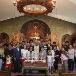 Pravoslavna parohija Svetog apostola Pavla, Inčon, Južna Koreja