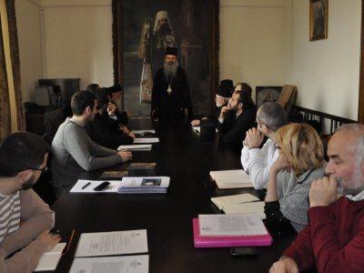 Одржан први састанак Мисионарског одељења СПЦ