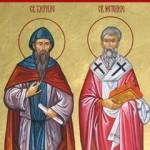 Зидне новине посвећене празнику Светих Кирила и Методија – ПРЕУЗМИ И ОДНЕСИ У СВОЈ ХРАМ!
