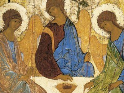 Тајна Тројице – богословско објашњење иконе Преп. Андреја Рубљова (ВИДЕО)
