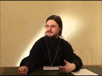 О страху Божијем – Свештеномученик Данил Сисојев