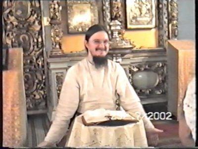 О својствима људске душе – Свештеномученик Данил Сисојев