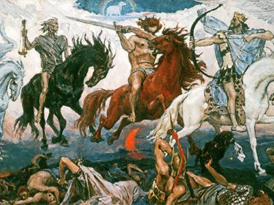 Ко су четири јахача Апокалипсе? – Свештеномученик Данил Сисојев