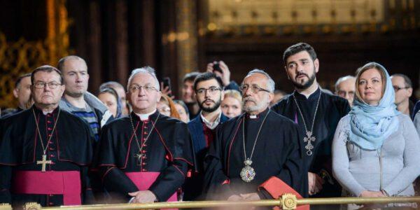 Јеретици у православном храму, издаја Православља? (ВИДЕО)