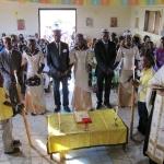 Православно венчање, Конго
