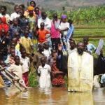 Групно крштење, Кирехе, Руанда