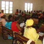 Библијске беседе за жене, Бурамата, Бурунди